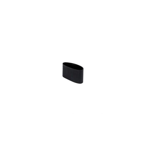 Gummimanschette für Abluftleitung aus Metall